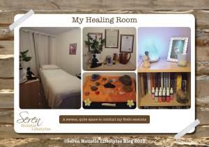 Seren Healing room