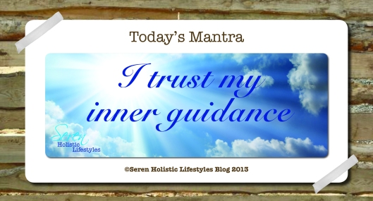 Seren Blog Mantra inner guide