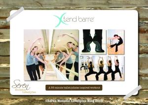 Seren Blog Xtend Barre
