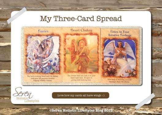 Seren 3 Card Spread