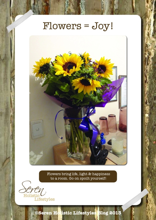 Seren Blog Flowers