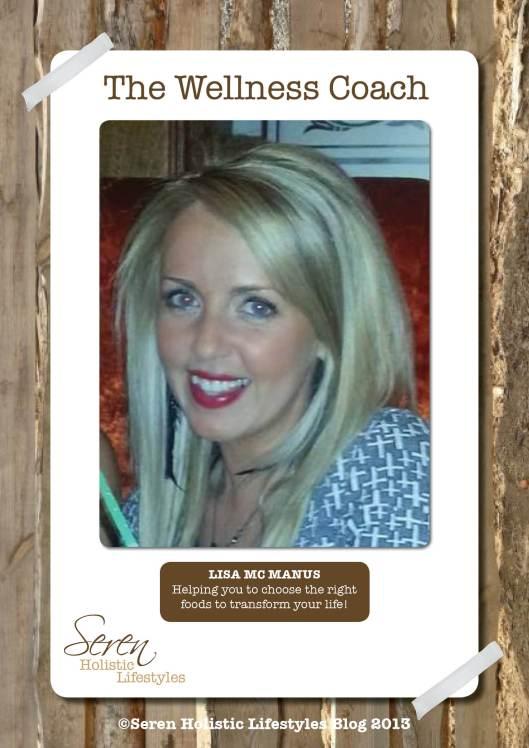 Seren Lisa Mc Wellness coach