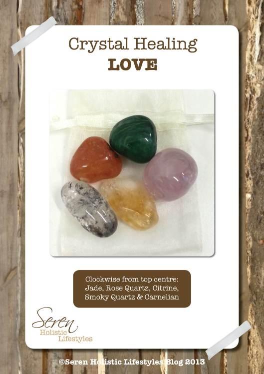 Seren Love crystals