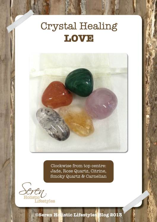 Seren Love crystals