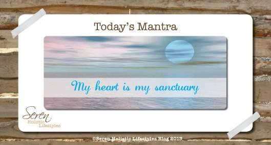 Seren MANTRA heart sanctuary