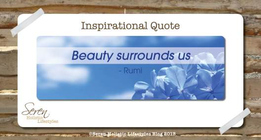 Seren Quote Rumi Beauty