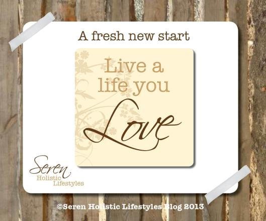 Seren Live a life you love
