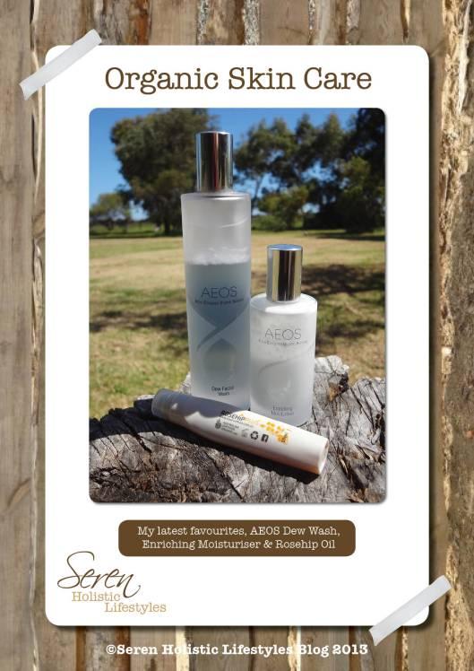 Seren Organic Skin care