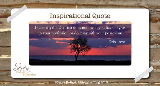 Seren Quote Dharma