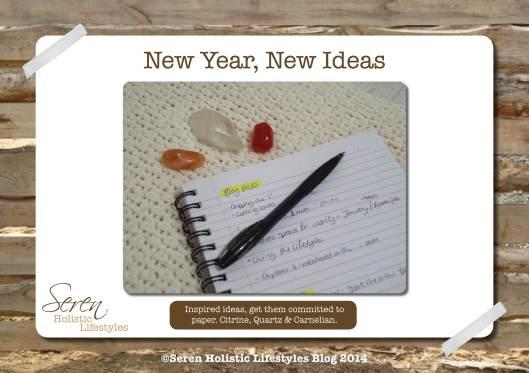Seren New Ideas